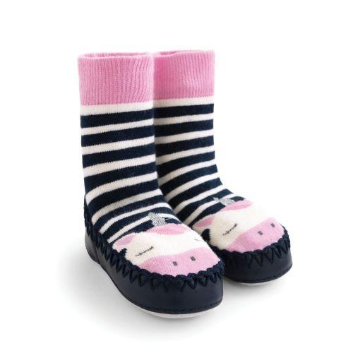 Zapatillas Calcetín Unicornio para Niña