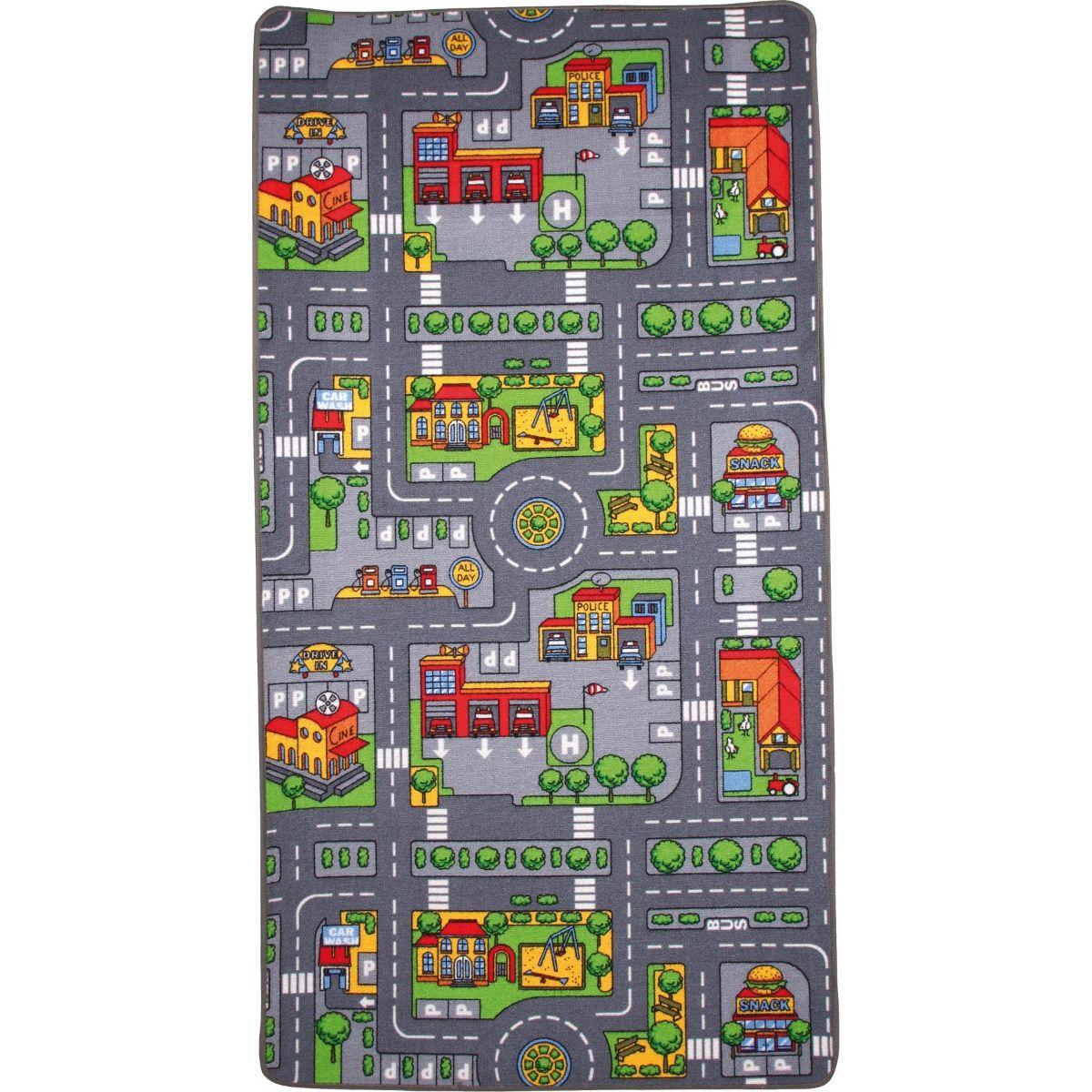 Alfombra de juego Duoplay - 165 x 100 cm - Shopmami