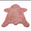 Alfombra Oso Kidsdepot pink