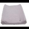 Funda de Rizo gris para Colchoneta Quax