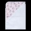 Capa de baño Racoon pink